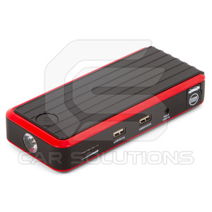Car Portable Jump Starter and Power Bank T7 in the Case