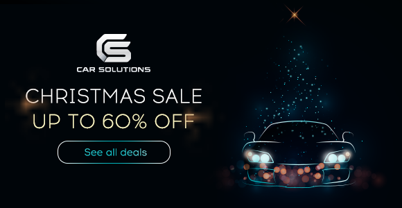 Christmas Sale in Car Solutions online store
