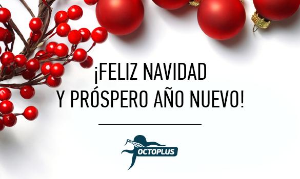 ¡Que las fiestas navideñas las pasen con mucha felicidad, amor y paz!