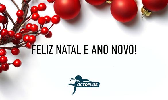 A equipa de Octoplus lhes deseja Feliz Natal e próspero Ano Novo!
