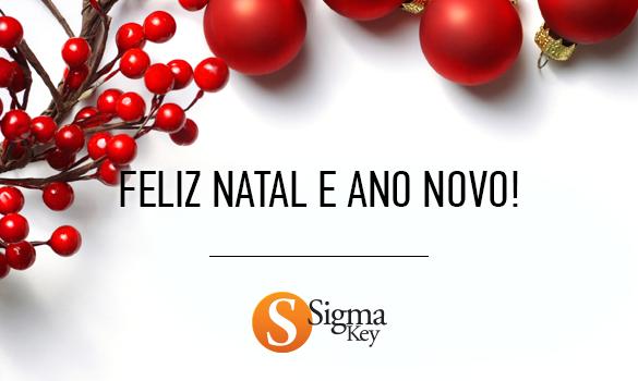 A equipa de Sigma lhes deseja Feliz Natal e próspero Ano Novo!