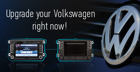 Volkswagen head units