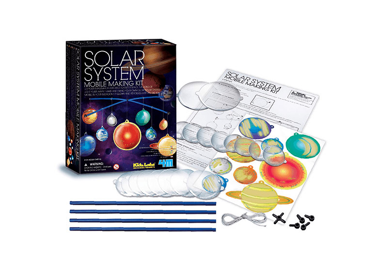 Макет солнечной системы 4M