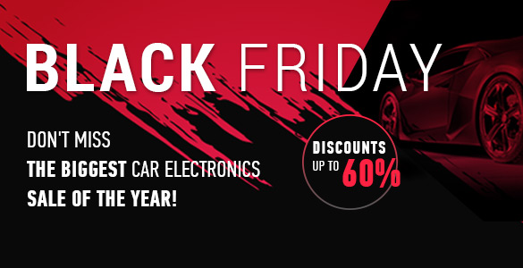 Black Friday at Car Solutions
