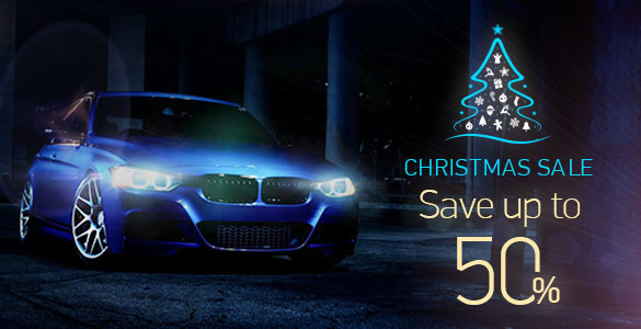 Car Solutions Christmas sale