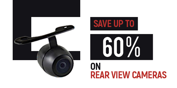 Time to Save on Rear View Cameras!