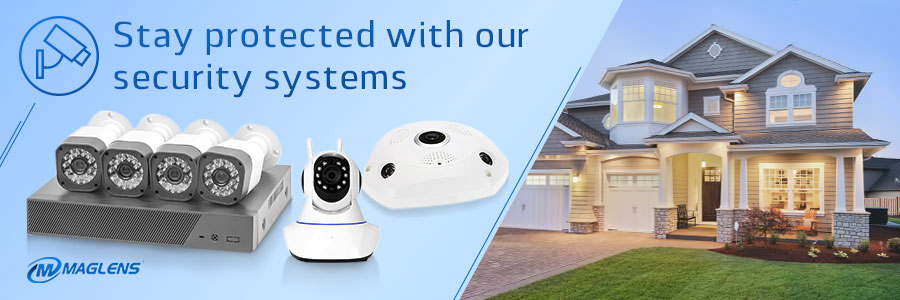 New Products in Security Systems Category