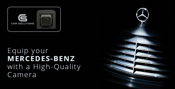 New Cameras for Mercedes-Benz in Our Stock