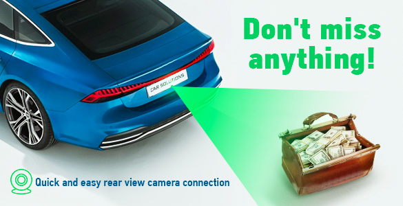 Connect a Rear View Camera in Your Car, Quick and Easy