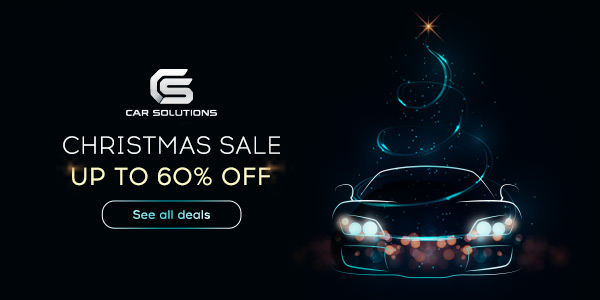 Car Solutions Christmas Sale!