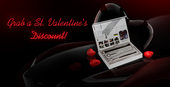 St. Valentine's Discounts from Car Solutions