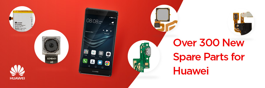 Spare parts for Huawei