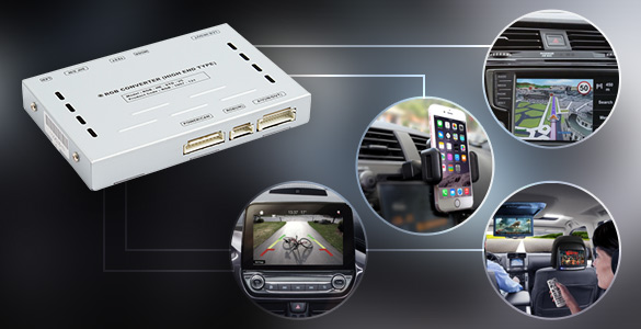 New Multimedia Capabilities for Your Car!