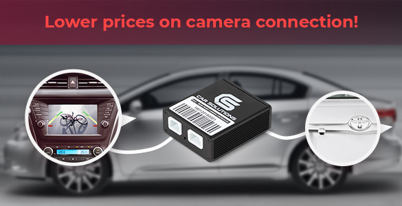 Camera Connection is Getting Even More Affordable!