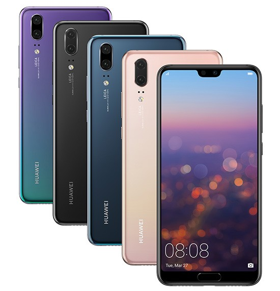 Запчасти Huawei P20 Pro