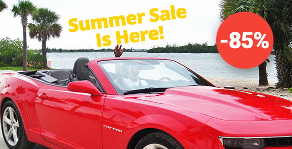 Our Summer Sale Is Here – Enjoy the Hottest Prices on Car Electronics!
