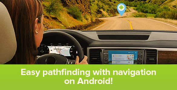 Add Comfort and Fun to Your Skoda and Volkswagen with Navigation on Android!