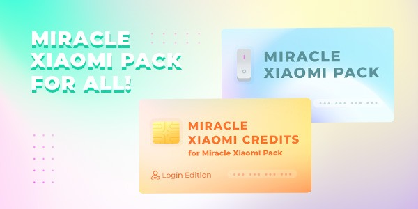 New Miracle Xiaomi Tool Pack & Credits
