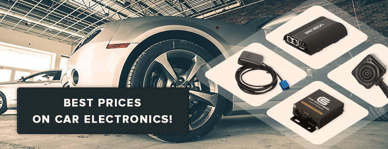 Visit Our Garage Sale for Best Prices on Car Electronics!