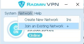 Join the Network