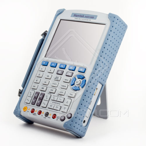 Hantek Oscilloscope Handheld : Review of hantek dso handheld oscilloscope
