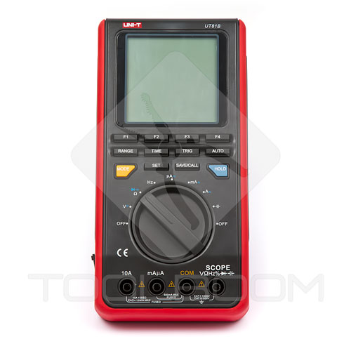 UNI-T UT81B scope multimeter