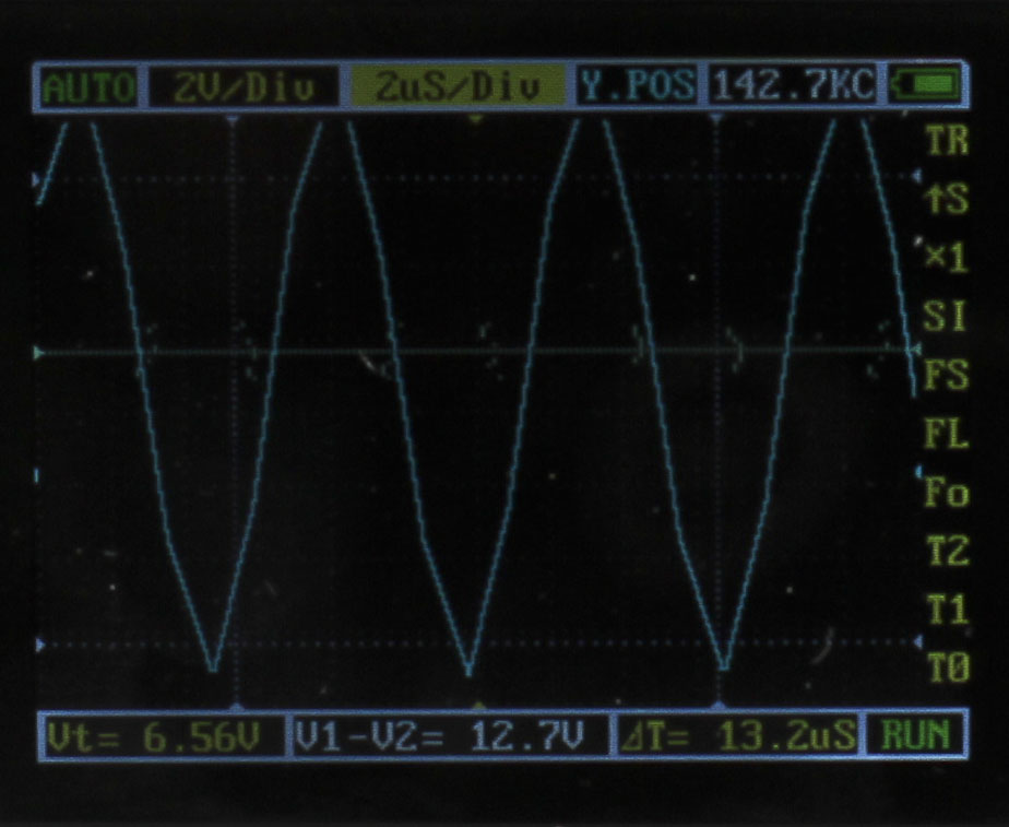 DSO Nano 201 Arm Digital Oscilloscope