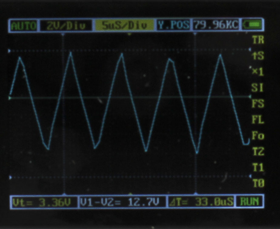 DSO Nano DSO201 Pocket-Sized USB Digital Storage Oscilloscope