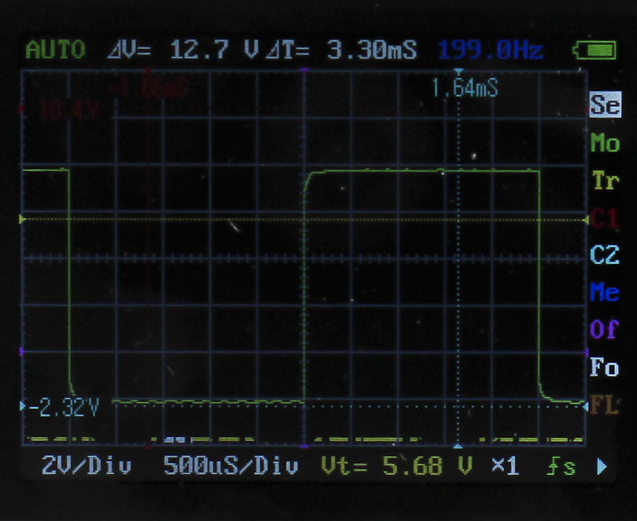 DSO Nano DSO201 Pocket-Sized Digital Storage Oscilloscope