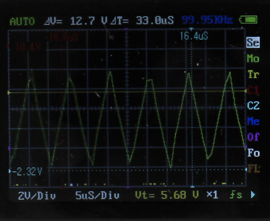 DSO Nano DSO201 Pocket-Sized Digital Oscilloscope
