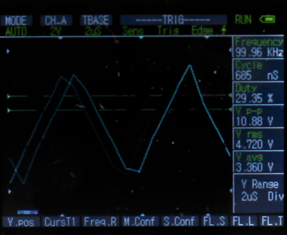 DSO Nano DSO201 Arm Digital Oscilloscope