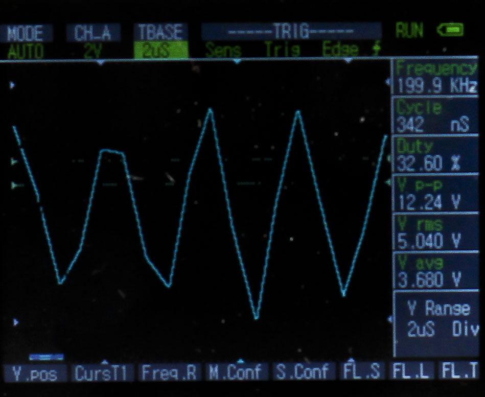 DSO Nano DS0201 Pocket-Sized Digital Oscilloscope