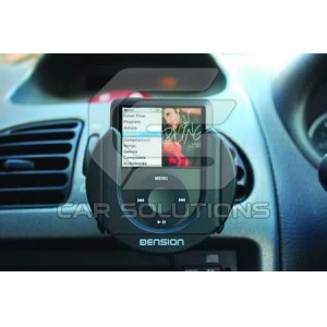Pod / iPhone 3G Car Active Cradle Dension IP44CR9