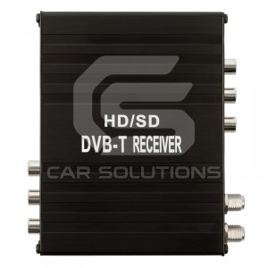 Car Digital DVB-T TV Receiver