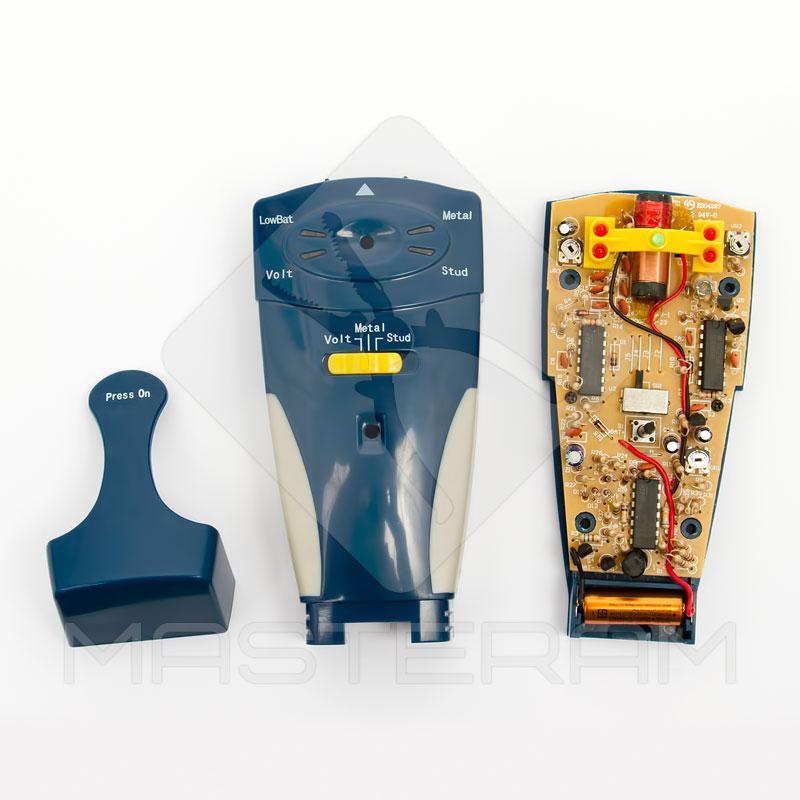 Электронная схема детектора