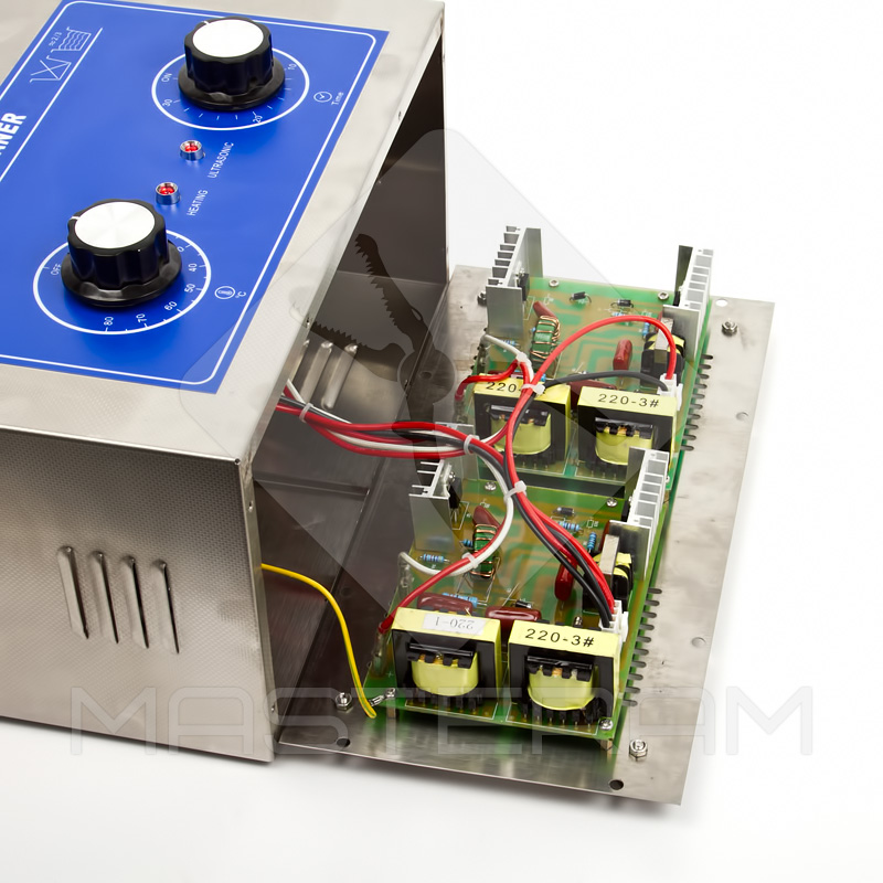 The control board of Codyson PS-30 ultrasonic cleaner