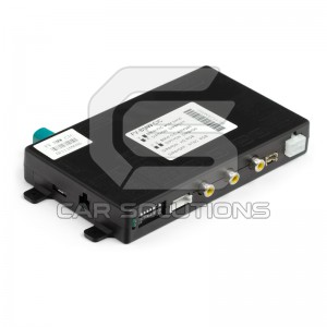 Car Video Interface for BMW with CIC System (with Round Connector)