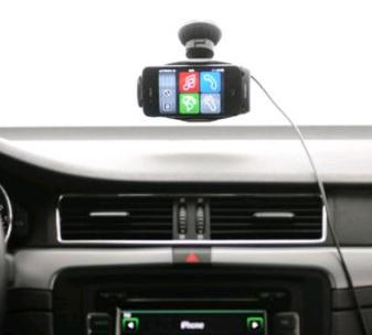iPhone Car Dock Dension IPH1CR0 mounting