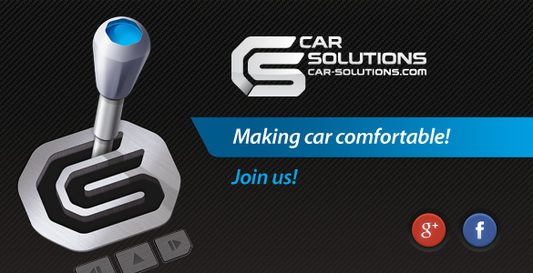 Car Solutions. Making cars comfortable