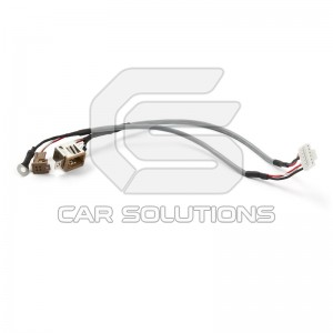 Cable for GVIF Interface Installation in Nissan / Infiniti