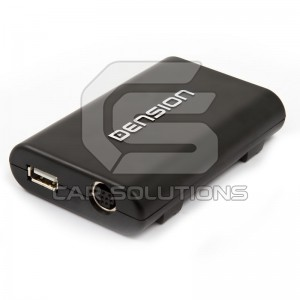 Автомобильный USB/iPod-адаптер Dension Gateway Lite для Mazda (GWL3MA1)