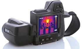 Thermal Imaging Cameras: Seeing the Invisible