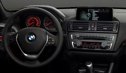 BMW F20 / F30 2012 head unit
