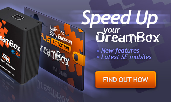 Speed up your DreamBox