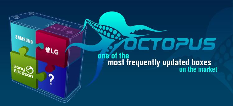 Обновления Octopus LG Tool
