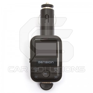 In-Car Internet Radio Adapter / FM Transmitter Dension IRF10GEN