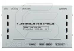Car video interface for Volkswagen with RNS 810 system