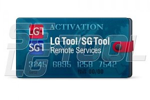 LGTooL/SGTooL Remote Services Activation
