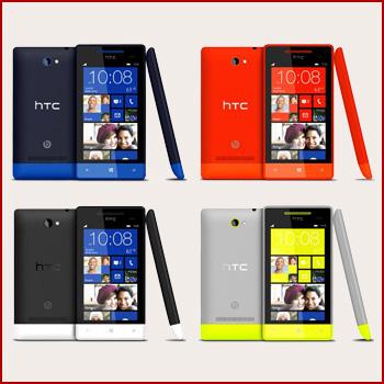 HTC Windows Phone 8S_доступные_цвета