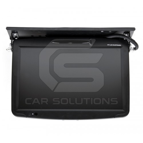 19 inch Car Flip Down TFT LCD Monitor in Metal Case